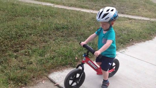 balance bike for toddlers
