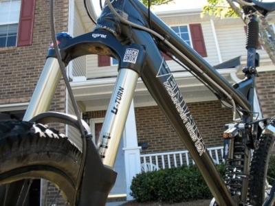 suspension of hybrid bike