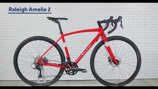 Amelia 2 Raleigh Bike - bext cyclocross bike under 1000