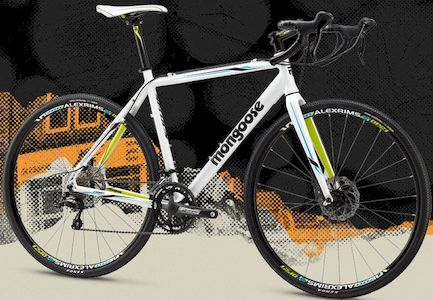 Mongoose Selous Comp - best cyclocross bike under 1500