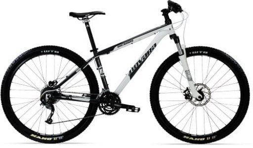 Cross-country Bike