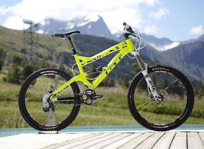 all-mountain bike
