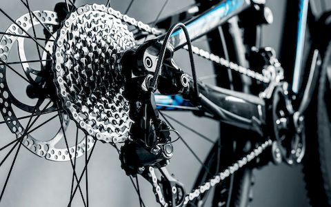 drivetrain gravel bike