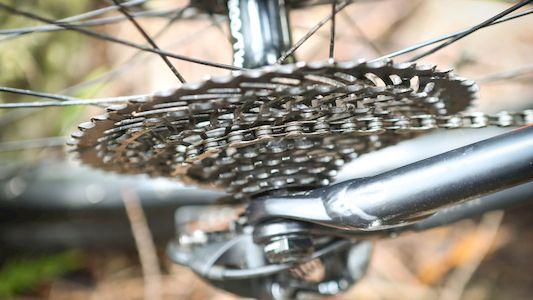 gear mountain bike